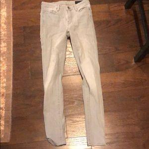 all saints grace 27 light grey jeans
